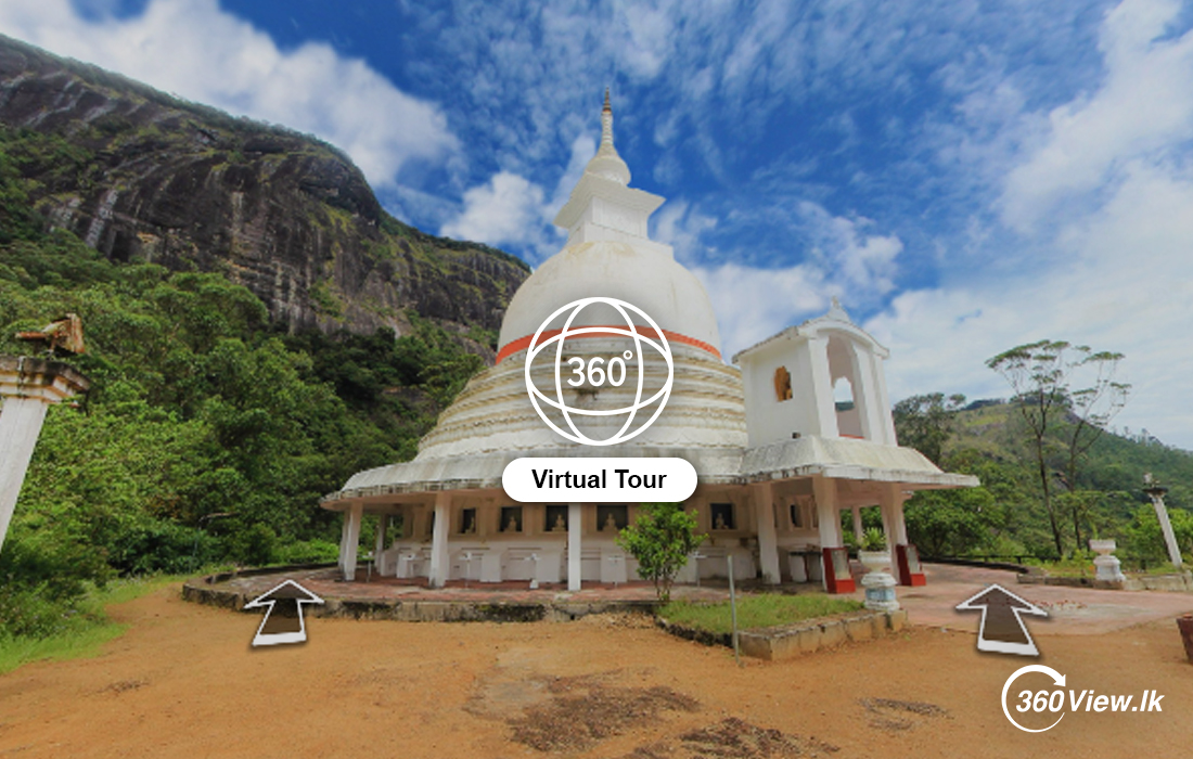 Virtual Tour of Sama Chatiya, the World Peace Pagoda, at Sri Padaya