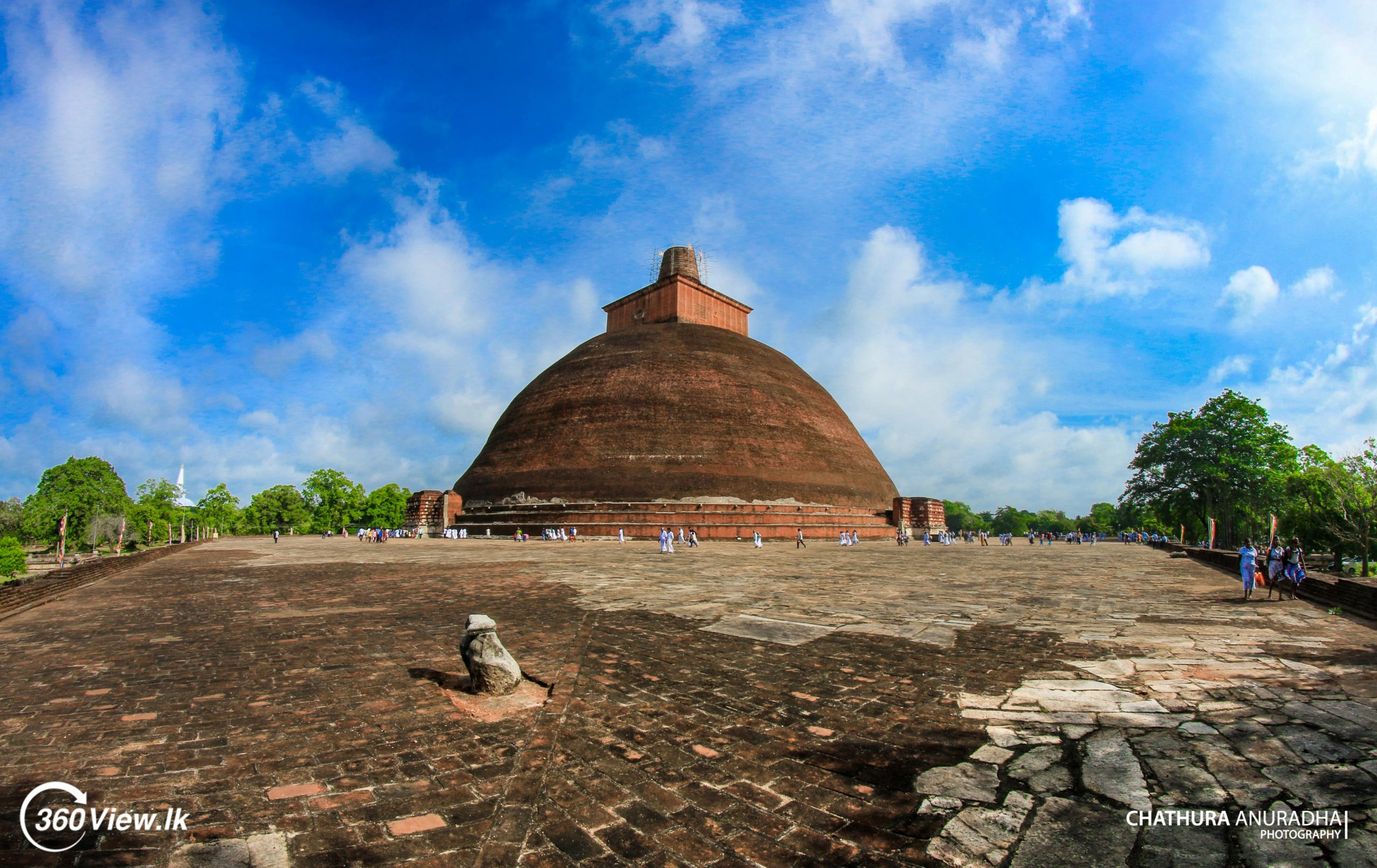 Jethawanaramaya Stupa – Anuradhapura
