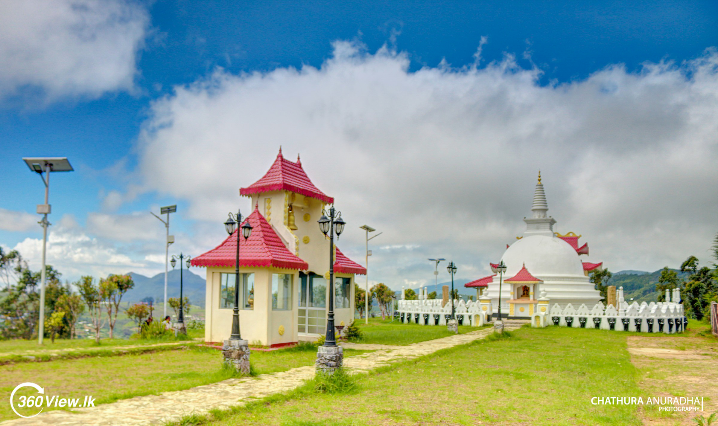 Single Tree Hill Temple – The Temple of Tropical Paradise