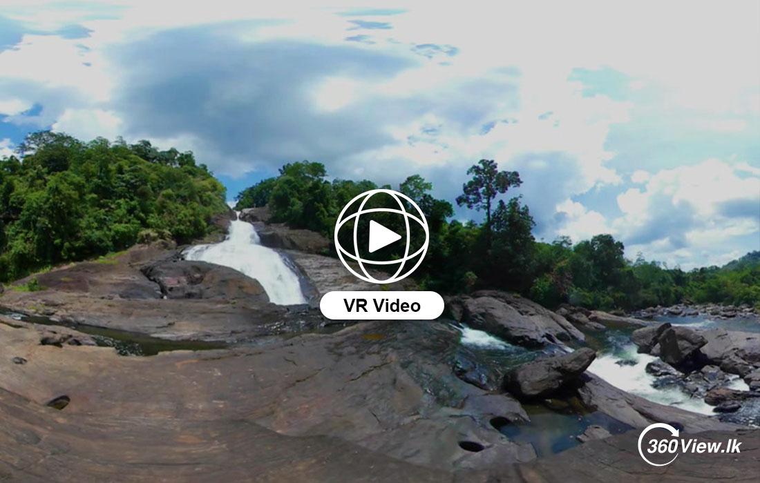 360 VR Video of Bopath Ella Falls