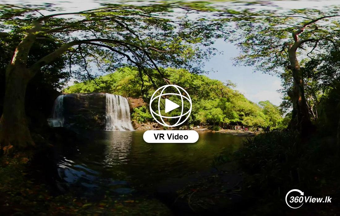 360 VR Video of Sera Ella Water Fall