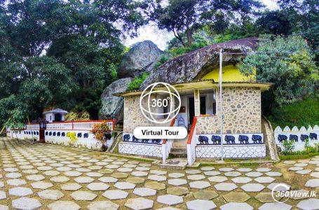 Virtual Tour of Ravana Ancient Temple , Ella