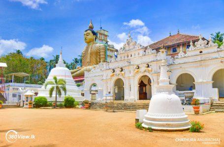 Wewurukannala Viharaya – The Largest Seated Buddha Figure