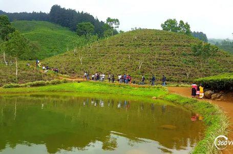 Short Video of Sembuwatta Lake