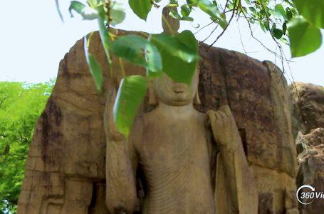 Short Video of Avukana Budhdha Statue