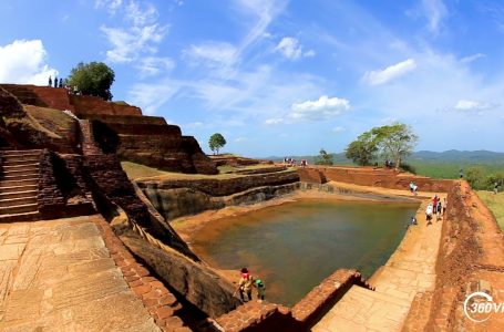 Short Video of Ancient City of Sigiriya