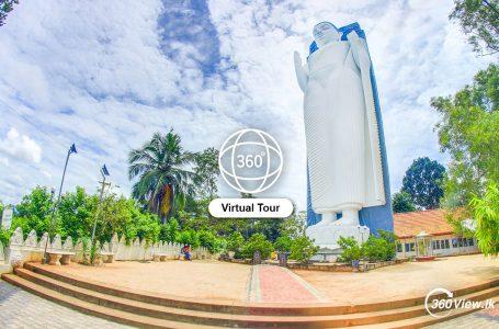 Virtual Tour of Batamullakanda Buddha Statue, Matugama