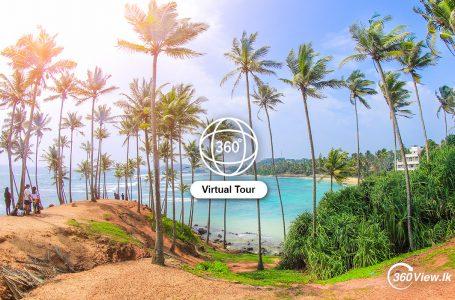 Virtual Tour of Coconut Tree Hill Mirissa